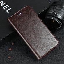 Телефон чехол для Huawei Honor 6×2016 роскошный чехол бумажник натуральная кожа Бизнес Мобильный Coque для Honor 6X ETUI capinha hoesje