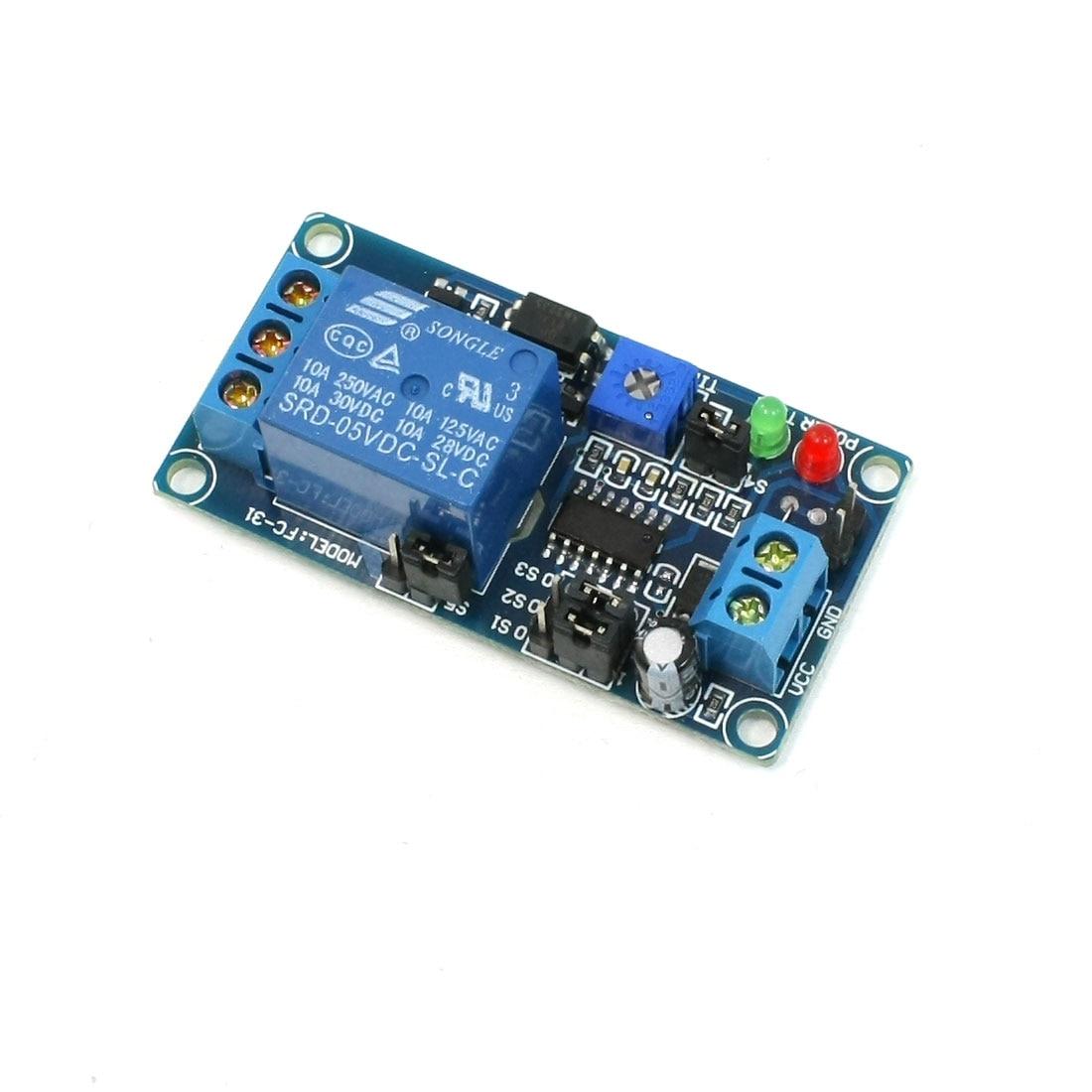 5V Circulate Time Relay Module Control Board Srd-5Vdc-Sl-C