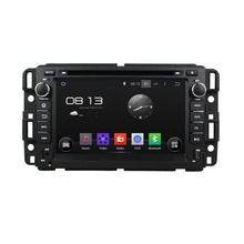 Fit for GMC Yukon/Tahoe 2007-2012 android 5.1.1 hd 1024*600 car dvd player gps auto radio 3G wifi obd2 dvr FREE MAP with canbus