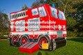 2016 новый Завод прямые Надувной замок. замок сочетание слайд. автомобиль батут KY-140