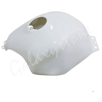 Unpainted White Injection Full Gas Tank Cover Fairing Fit for Honda CBR600 F4i 2001-2007
