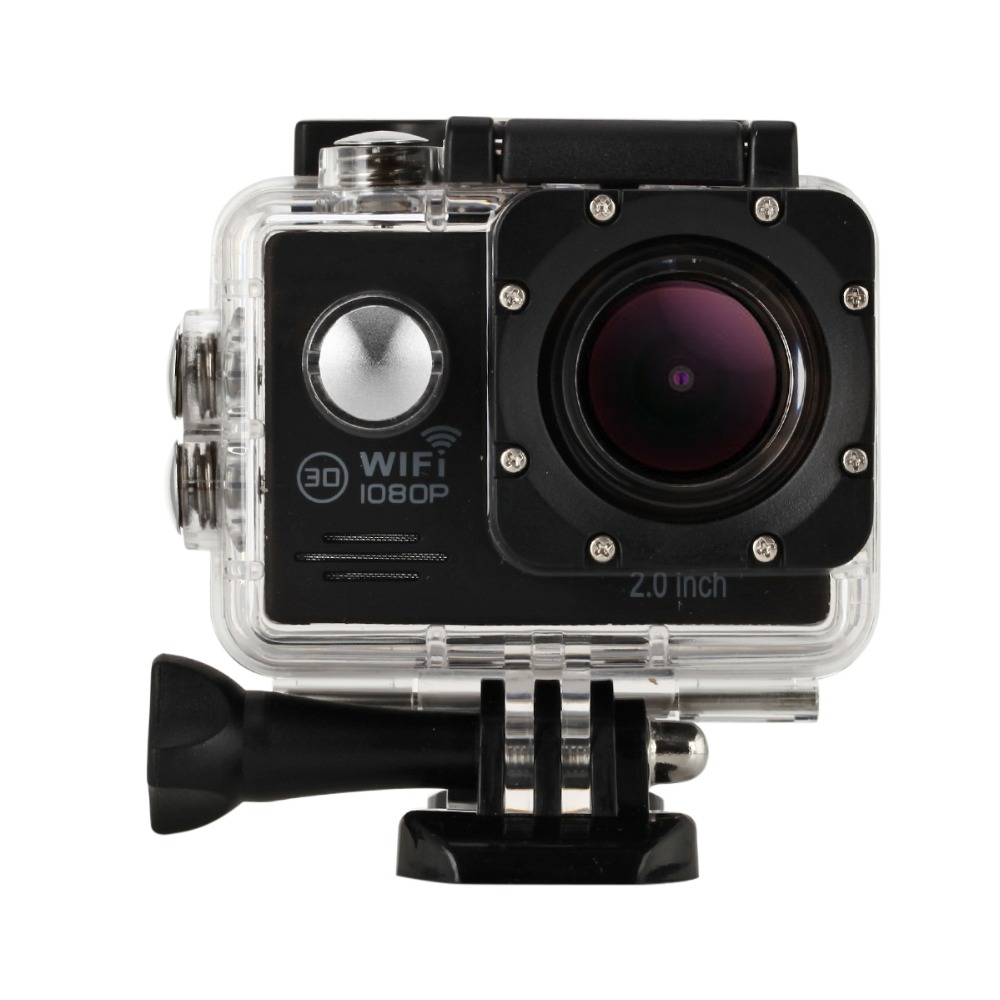 ФОТО Professional Wifi FPV Camera SJ7000 Sports DV 2Inch HD 1080P Outdoor Waterproof Mini-camera RC Quadcopter Drone Helicopter Parts