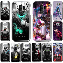 League of Legends lol Hero Hard สำหรับ Samsung Galaxy S6 7 Edge S8 9 10 Plus M10 20 30(China)