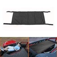Chuang Qian Car Roof Rest Bed Hammock for Jeep Wrangler & Wrangler Unlimited JK (Black)