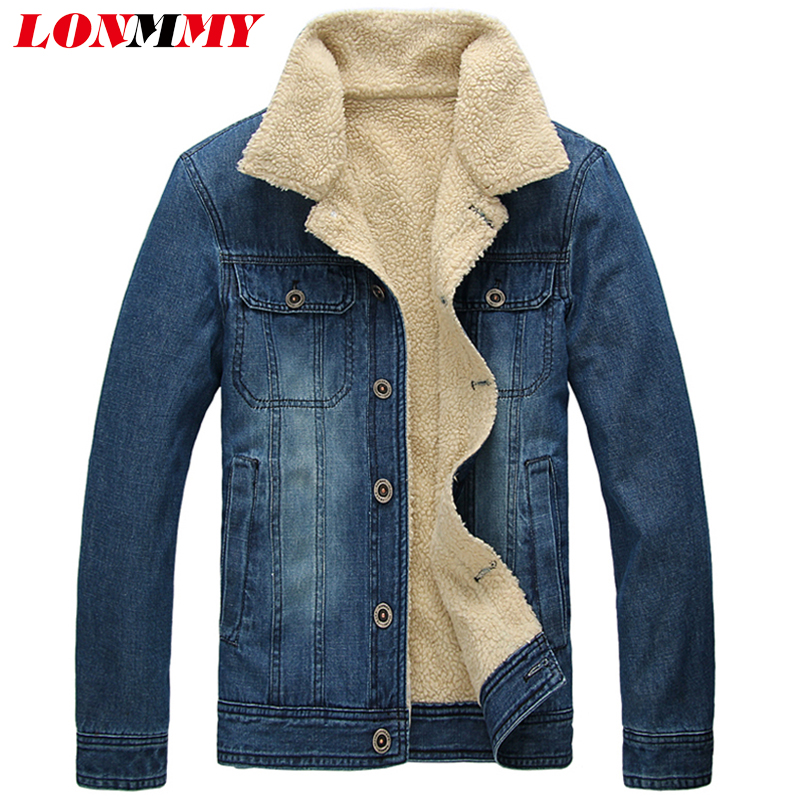 Popular Winter Jean Jacket-Buy Cheap Winter Jean Jacket lots from ...