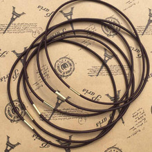 rope for Tn Travel Notebook Accessories Imported Rubber Band Metal Buckle Elastic Cord Diy Hand Account Notebook rope