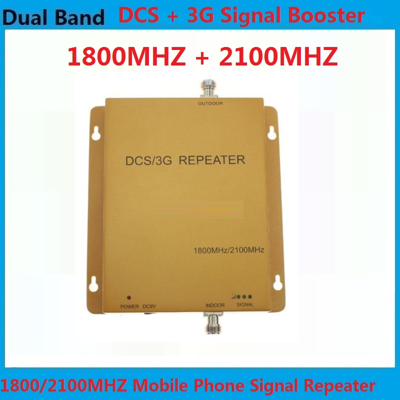 High Power 3G 4G repeater Mobile phone signal booster Supports 3g 4g cellular data mobile signal repeater 1800/2100 amplifiers High Power 3G 4G repeater Mobile phone signal booster Supports 3g 4g cellular data mobile signal repeater 1800/2100 amplifiers