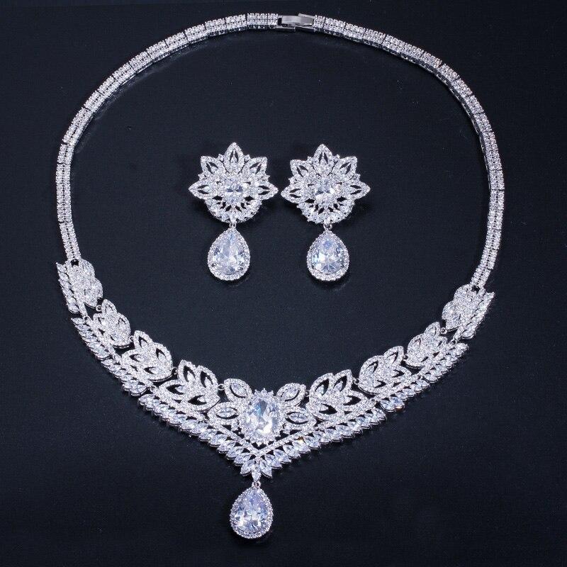 7231b84b3 Pera Luxury Brand Design Big Statement Long Dangle Drop Pendant Necklace  and Earrings Set for Bridal Wedding Party Jewelry J015 - aliexpress.com -  imall.com