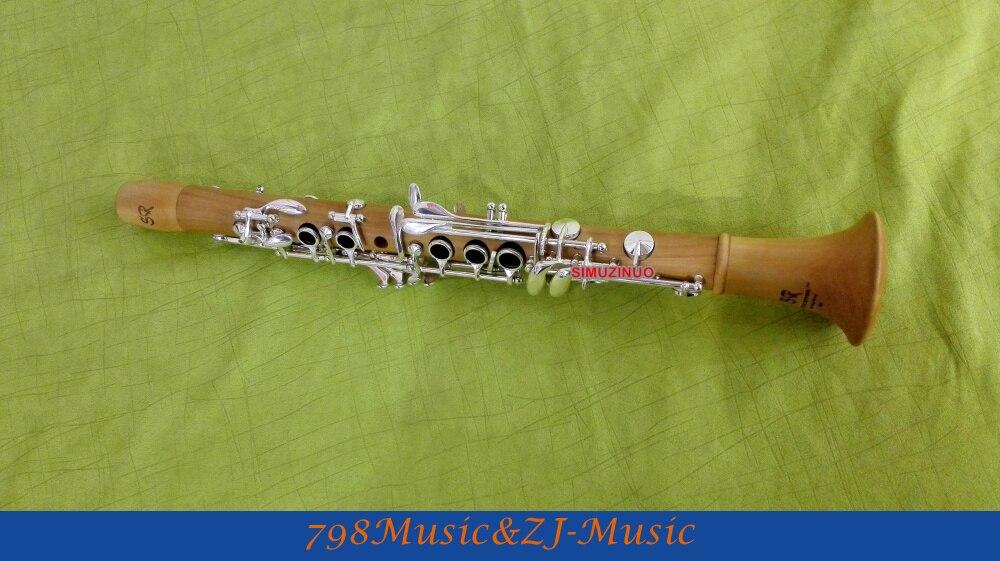 Professionnel De Haute Qualité Concert HUANGYANG bois woodenEb Clarinette