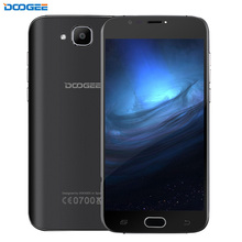 """3G D'origine DOOGEE X9 mini 1 GB + 8 GB DTouch D'empreintes Digitales 5.0 """"2.5D Android 6.0 MTK6580 64-Bit Quad Core 1.3 GHz à 1.5 GHz Téléphone Portable"""