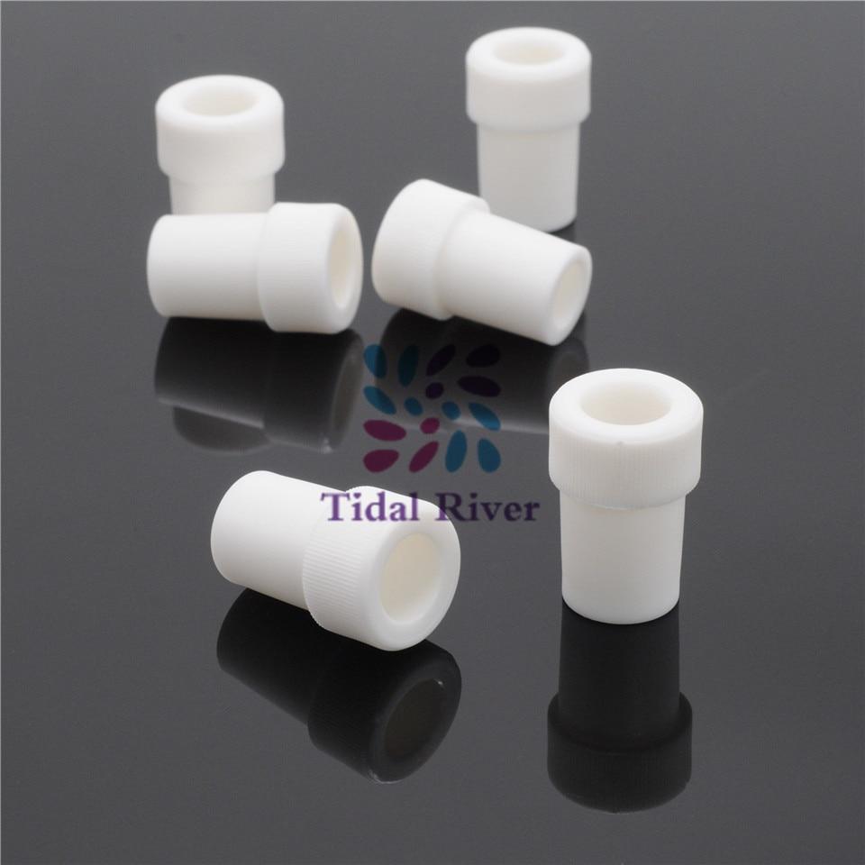 8 قطعة الأسنان شفط أنبوب محول اللعاب القاذف شفط محول (135 درجة مئوية الأوتوكلاف)