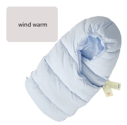 Newborn babies sleeping bag baby be hold blanket package is made of pure cotton