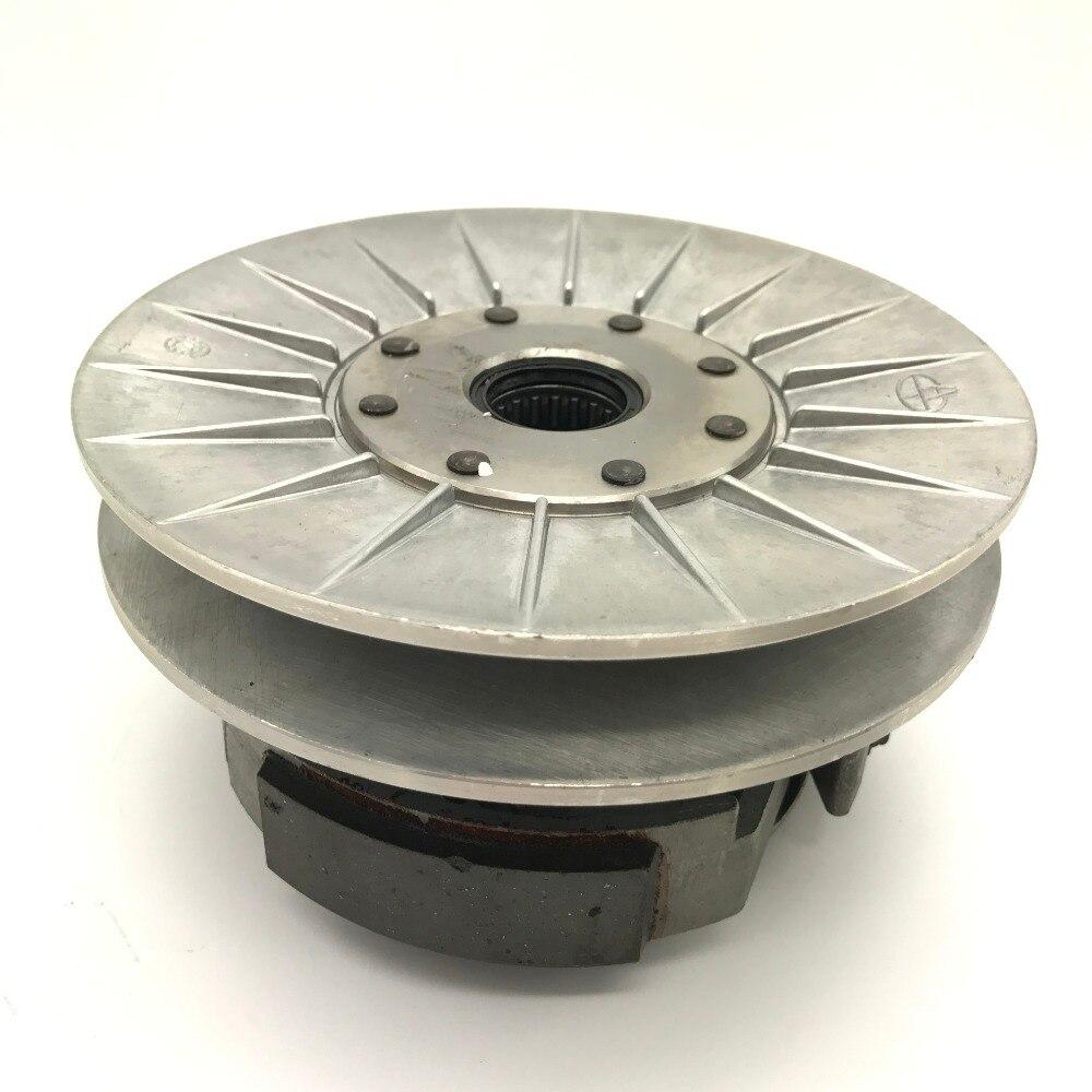 Nuovo OEM Cluth Per Buyang D300 300CC ATV QUAD 16 T Frizione DRIVEN ASSY COMPLETO 2.3.01.1000