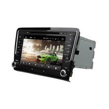 Quad Core Android 5.1 2 din 8″ Car dvd player for Volkswagen VW Santana 2013-2015 With Radio GPS 3G WIFI Bluetooth USB 16GB ROM