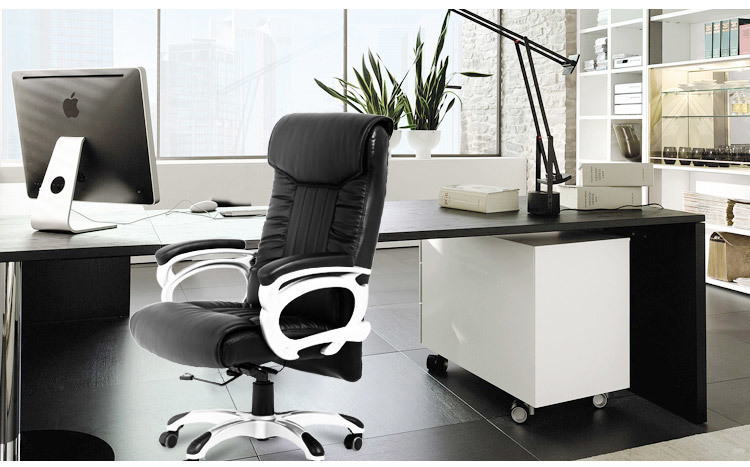 office chair computer rotation black stool study exhibition hall information desk chair free shipping