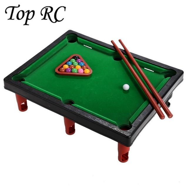 Kids Mini Desktop Pool Table Set Billiard Table Tabletop Pool Table ...