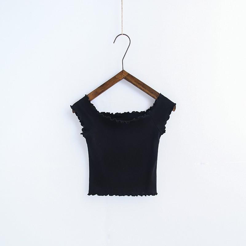 HTB168yIOVXXXXb3XXXXq6xXFXXXT - Striped Knitted Off Shoulder Slash Neck Short Sleeve T Shirt PTC 27