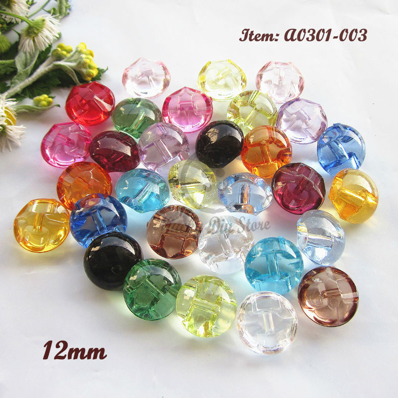 Apparel Sewing & Fabric Lovely 50pcs 13mm Mixed Acrylic Drill Round Sewing Buttons For Kids Clothes Scrapbooking Decorative Botones Handicraft Diy Accessories Punctual Timing