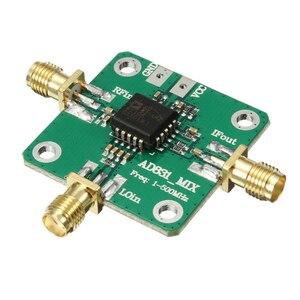 Image 3 - 0.1 500MHz AD831 고주파 RF 믹서 드라이브 증폭기 모듈 보드 HF VHF/UHF
