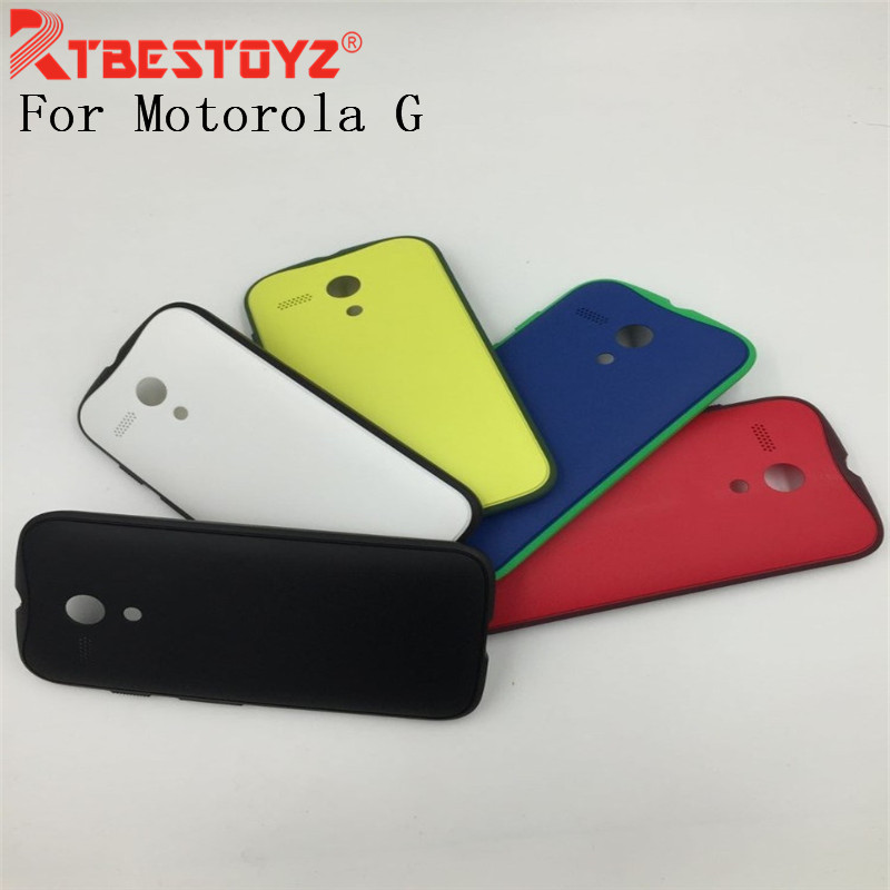 RTBESTOYZ Grip Shell Back Cover For Motorola G XT1031 XT1032 XT1033 Protective Battery Housing Door Phone Case Fundas|battery housing|back housing|phone housing - title=