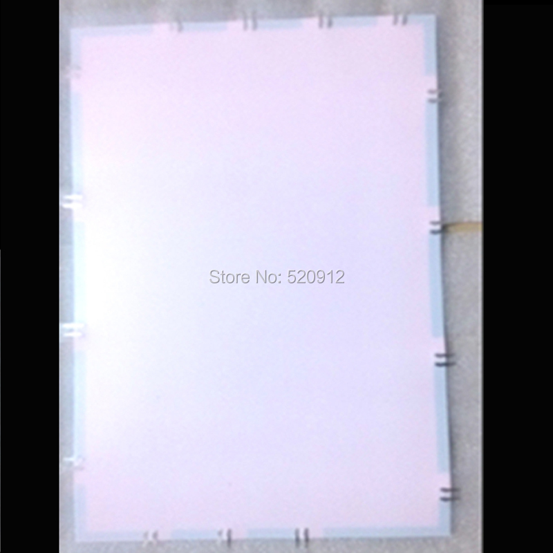 white color A4 cuttable el backlight el light panel el backlight panel without inverter and connector