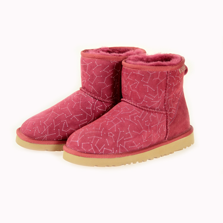 Online Shop Winter Snow Boots Women Australia Sheepskin Fur ...