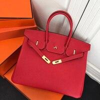 Роскошные для женщин Классическая сумка того пояса из натуральной кожи сумка через плечо большая женская сумка дамы сумки дизайнер известн