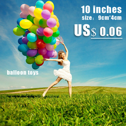 10 inch mixed colors inflatable latex air balls wedding decoration birthday party balloons float toy children.jpg 250x250