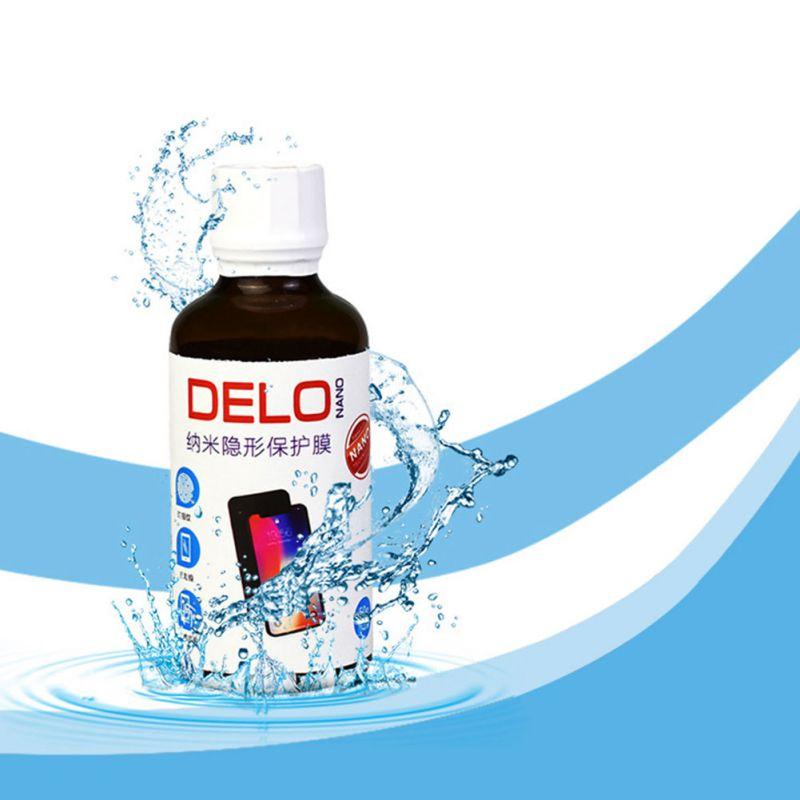 50ml Nano Liquid Screen Protector Oleophobic Coating Film Universal for Phone Car Navigation Paint Care