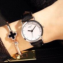 Luxury Ladies Quartz Watch Classic Vintage Leather Strap Quartz Women Wristwatches Top Brand Clock 2019 Fashion Relogio Feminino все цены
