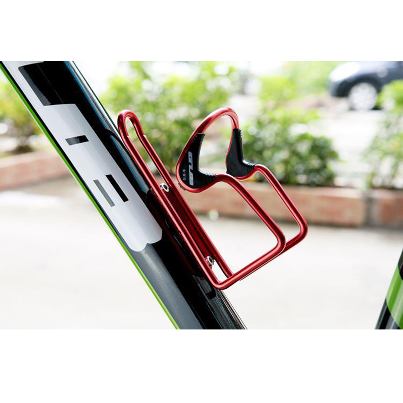 5 Colors Aluminum Bicycle Bike Water Bottle Cage High Quality Cycling Drink Water Bottle Rack Holder Bike Accessories