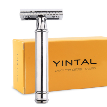 NEW Classic Safety Razor Brass Blade Replaceable Wet Shaving Manual Shaver Razors for Shaving Double Edge  Safety Razor mens razors men manual shavers classic safety razor manual shaving