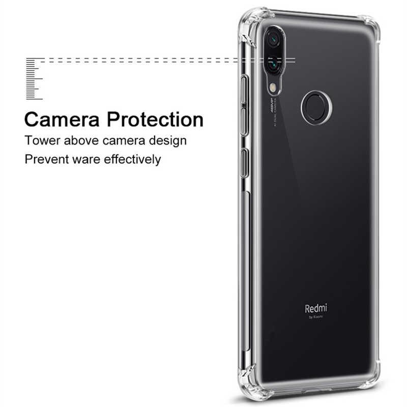 Case For Xiaomi Mi A1 A2 Lite Mi 8 Pro Play Pocophone F1 Redmi Note 7 6 5  Pro 4A 4X 5A 6 6A 5 Plus S2 Soft TPU Silicone Case