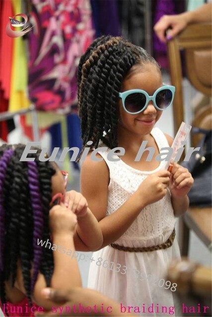 Aliexpress Com Buy Crochet Braids For Kids Black