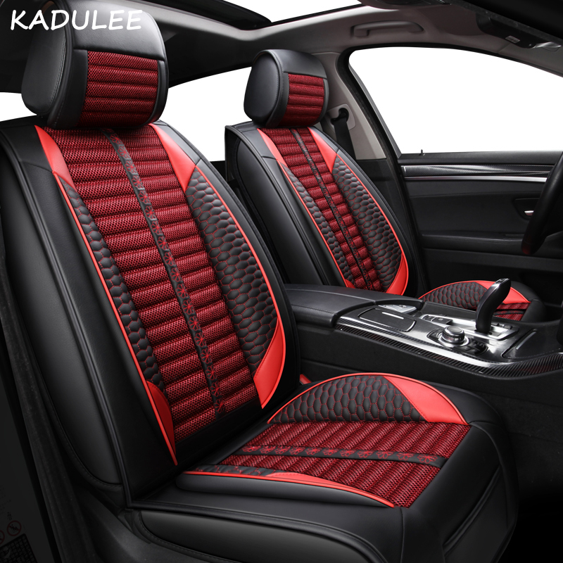 KADULEE car <font><b>seat</b></font> <font><b>cover</b></font> for <font><b>honda</b></font> <font><b>accord</b></font> 7 8 9 civic 5d cr-v crv fit jazz city of 2010 2009 2008 <font><b>2007</b></font> Automobiles <font><b>Seat</b></font> <font><b>Covers</b></font> image