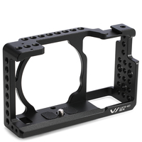 WEIHE DSLR Camera Video Cage Stabilizer Rig For Sony A6000 A6300 NEX7