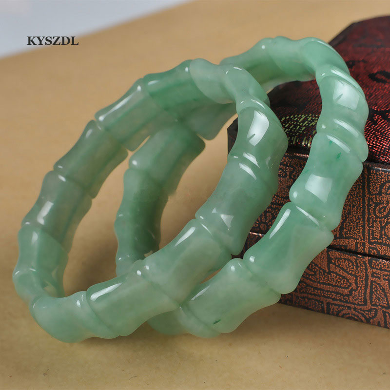 100% Natural Dongling jade bracelet, men and women of fashion lovers bracelet jewelry gift