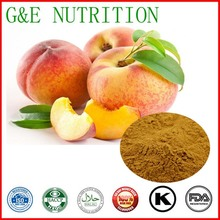 100% natural food and drink supplement juicy peach powder extract, peach extract powder, peach extract 100g