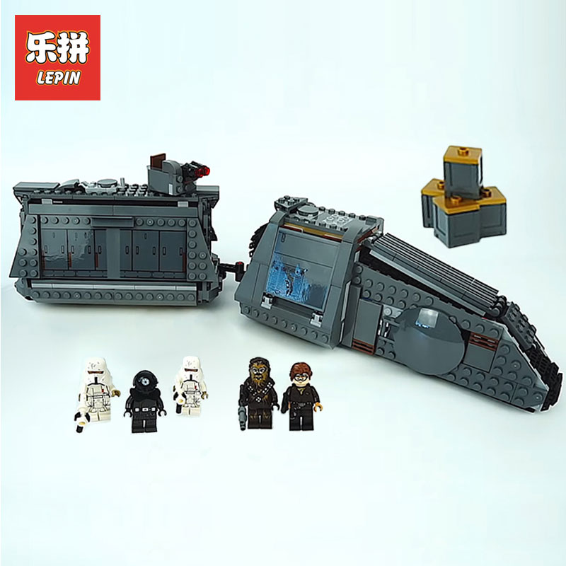 2018 Lepin 05149 STAR WARS Série Impériale Conveyex Transport Building Blocks Briques Compatible Legoing 75217 Enfants Assemblé DIY