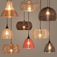 Modern Handmade Aluminum Cups Pendant Light Smart Kid's Bedroom Gallery Hallway Pendant Lamp Fixture