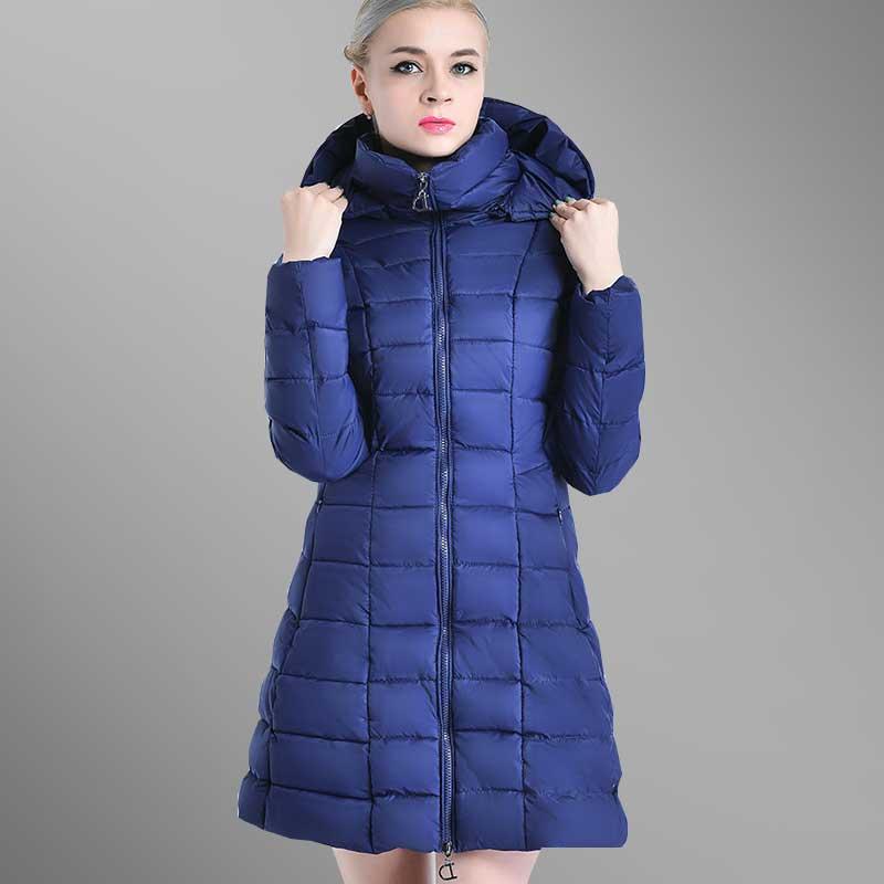Parka La Manteau Blue Blue Jupe Type royal Bas 2018 Coton Femmes Capuche Vers W767 navy Taille Slim Nouveau Veste gray Le Long D'hiver Plus Paragraphe Casaco Jaqueta Feminina Black trdCBxshQo