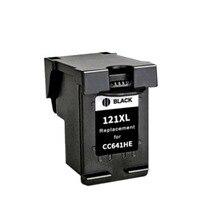 YI LE CAI совместимый 121XL чернильный картридж 121 для HP Deskjet D2563 F4283 F2483 F2493 F4213 F4275 F4283 F4583 принтер для hp121