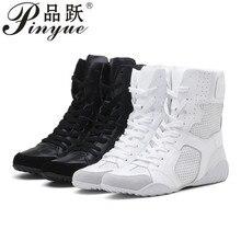 Marca de lujo baile hip-hop fresco zapatos moda botas zapatillas bota cuero  genuino martin 4a83676bf8c