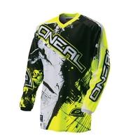 Cycling 2017 New Green Red Black Moto GP Mountain Bike Motocross Jersey BMX DH Cycling T