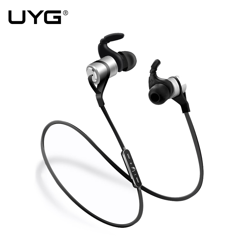 UYG D9 sports earphones bluetooth earphone for phone stereo wireless headphone with microphone mic bluetooth headset auriculares 2017 meizu ep51 bluetooth waterproof sport earphone headset for phone computer wireless earphones apt x with mic stereo headsets