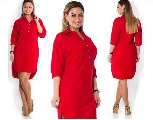 Офисная Лолита 2018 женские длинные рубашки блузки элегантные женские шифоновые блузки Топы Лолита соц Туника Офисная Рабочая одежда XL-6XL