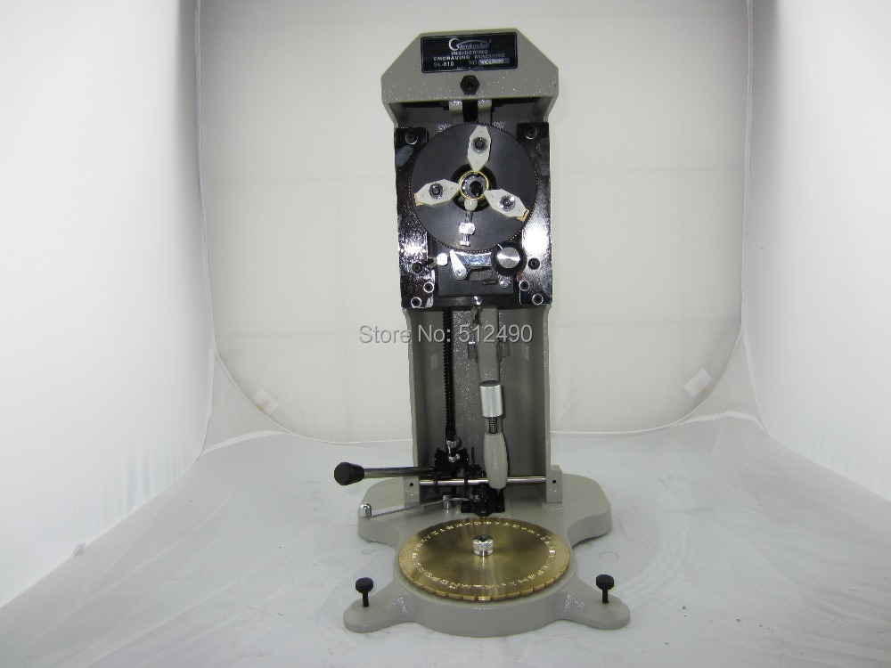 ring inside Engraving Machine,jewerly Engraving Machine marking on ring letters & number