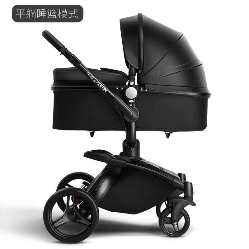 2017 Sale Direct Selling Baby Carriage Aulon Stroller Hk Free Aulon Baby Stroller Golden Frame All Leather 360 High View Car us au standard touch light switch crystal glass panel 3 gang 1 way wall light touch on off switch for smart home ac110 250v