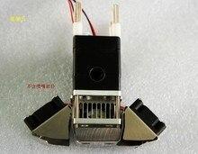 Ultimaker2 jennyprinter оригинальный/корма/экструдер/дозатор/изогнутые воздуховод/алюминиевый блок/3d принтер
