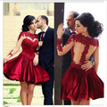 2015 Nuevas Mujeres Primavera verano Vestidos Vestido de Partido Atractivo Del Vendaje de Bodycon Vestido de Noche de La Manera de La Boda de Baile Vestido Elegante